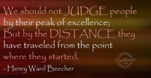 Judgement-beecher