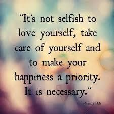 not-selfish